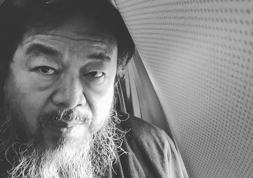 Chinese artist Ai Weiwei says authorities demolished Beijing studio