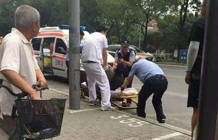 Stabbing incident June 27 Jin Zhongqi