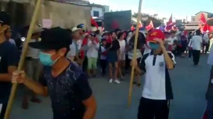 wukan protests