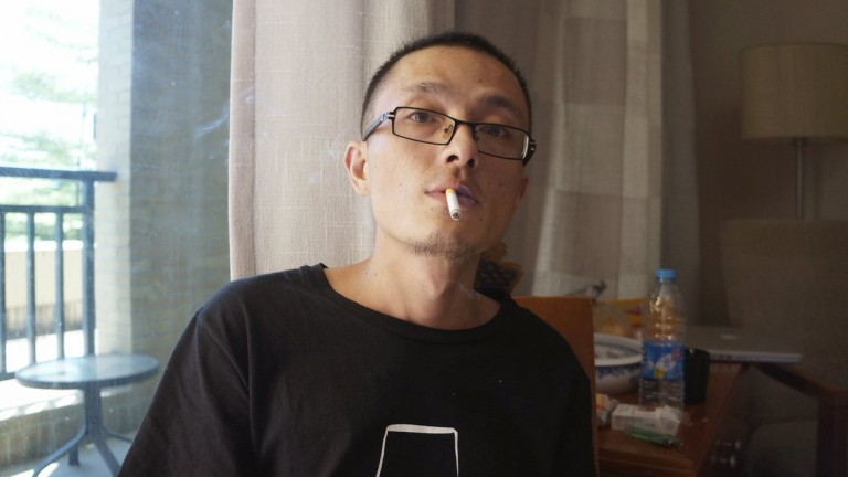 Lu Yuyu China protest reporting outlet founder
