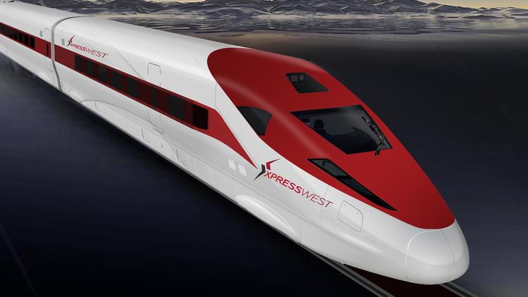 las vegas train