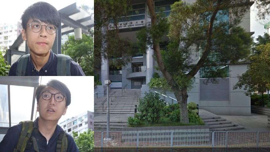 Ray Wong Edward Leung Kowloon City