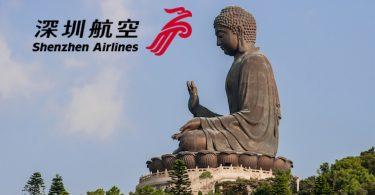 shenzhen airlines buddha