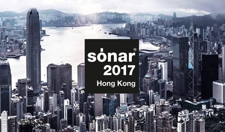 sonar festival 2017