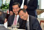 Leung Chun-ying Jasper Tsang