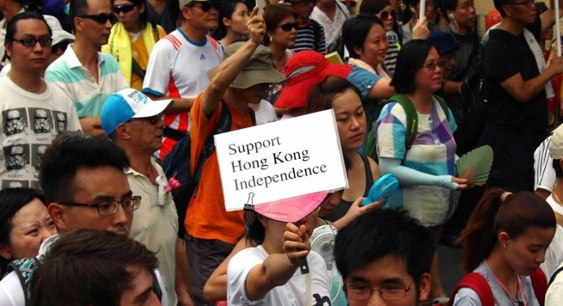 hong kong independence