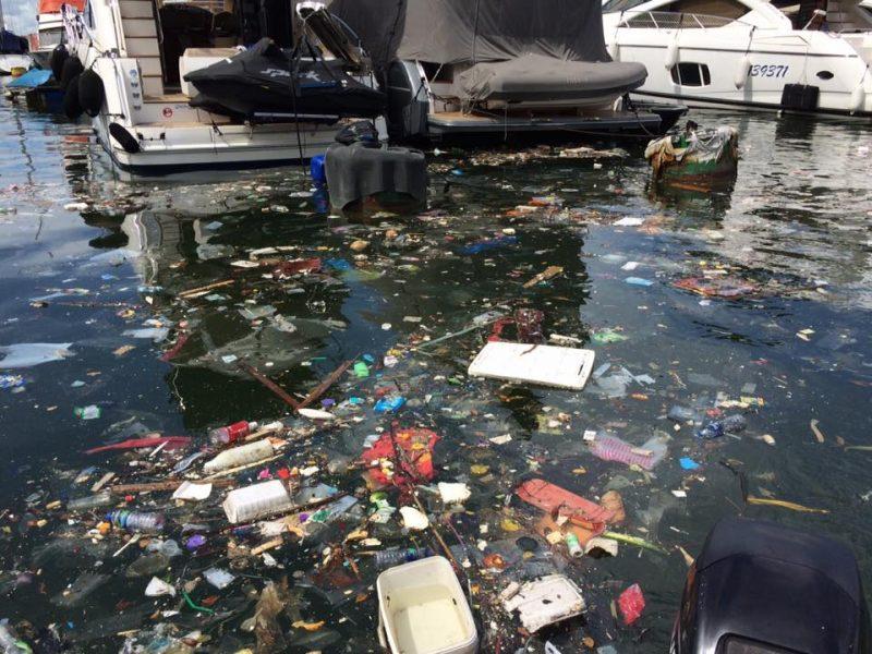 marine trash