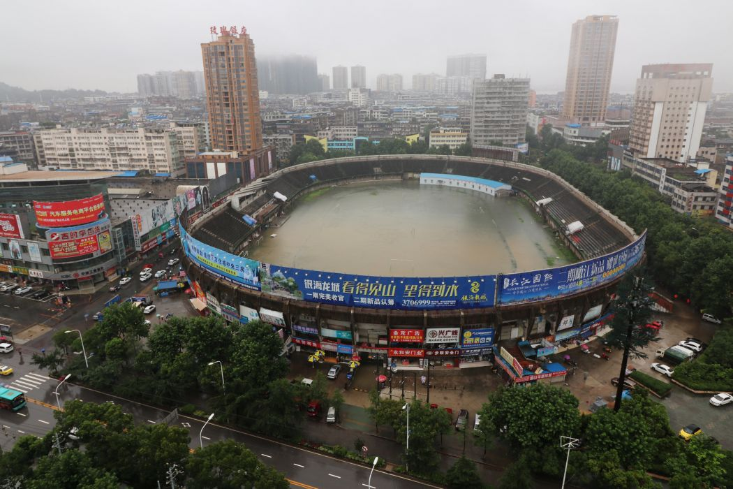 Economic affect of flooding on the