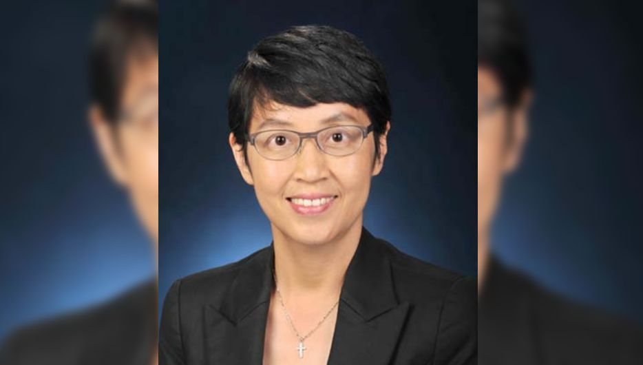 Director of Marine Maisie Cheng Mei-sze