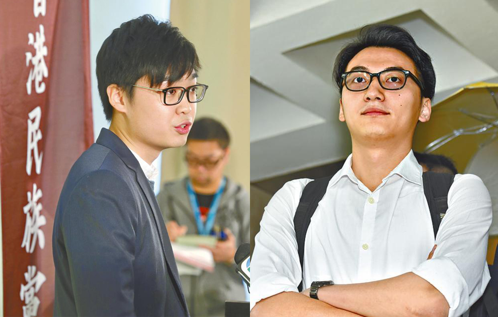 Chan Ho-tin Alvin Cheng