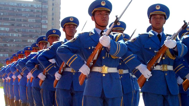 china pla air force miltiary