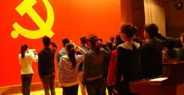 communist party children