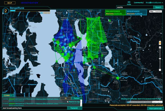 ingress niantic