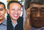 Wang Jianmin Guo Zhongxiao Lam Wing-kee