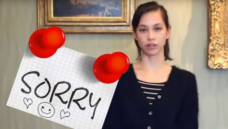 sorry china contest