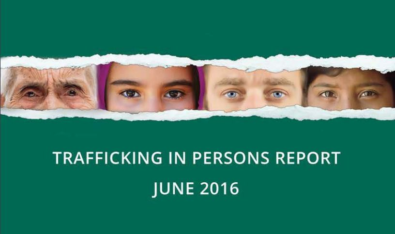 2016 human trafficking report