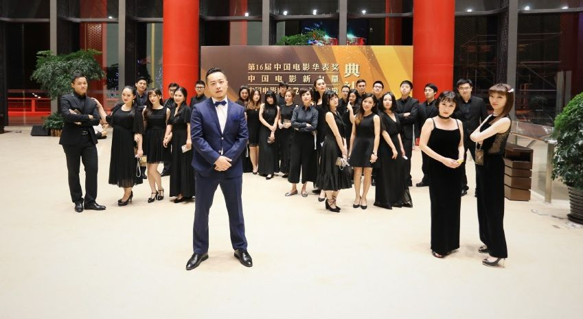Rainbow Chamber Choir, shanghai