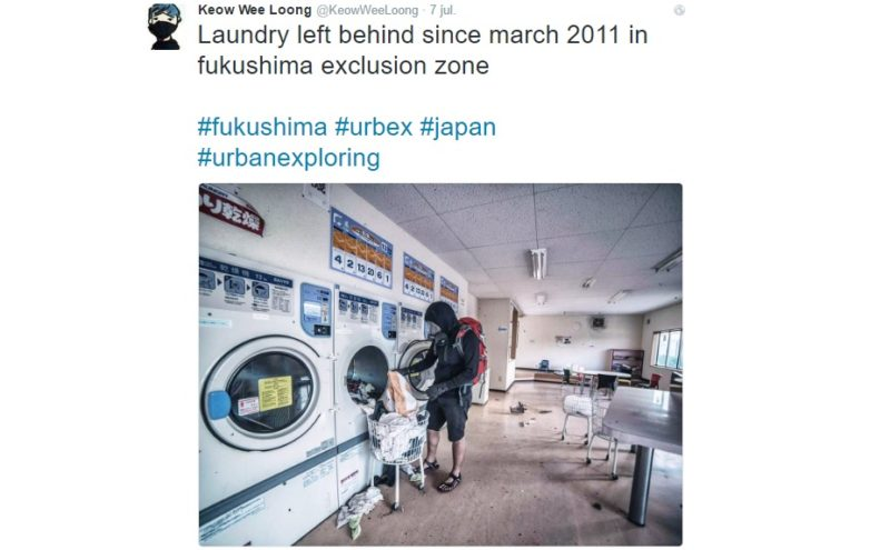 Keow Wee Loong Fukushima