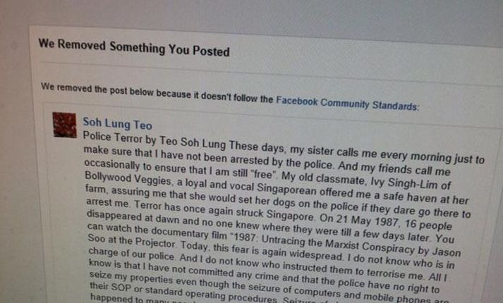 So Lung Teo Facebook