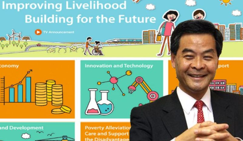 cy leung reform