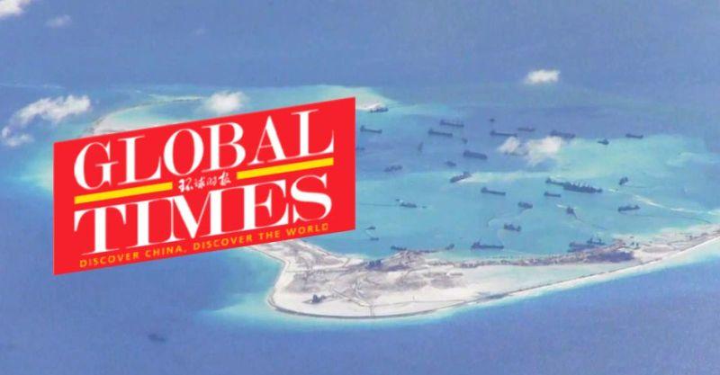 global times south china sea