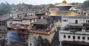 Ondřej Žváček The Pashupatinath temple (Kathmandu, Nepal).