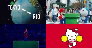 olympics abe