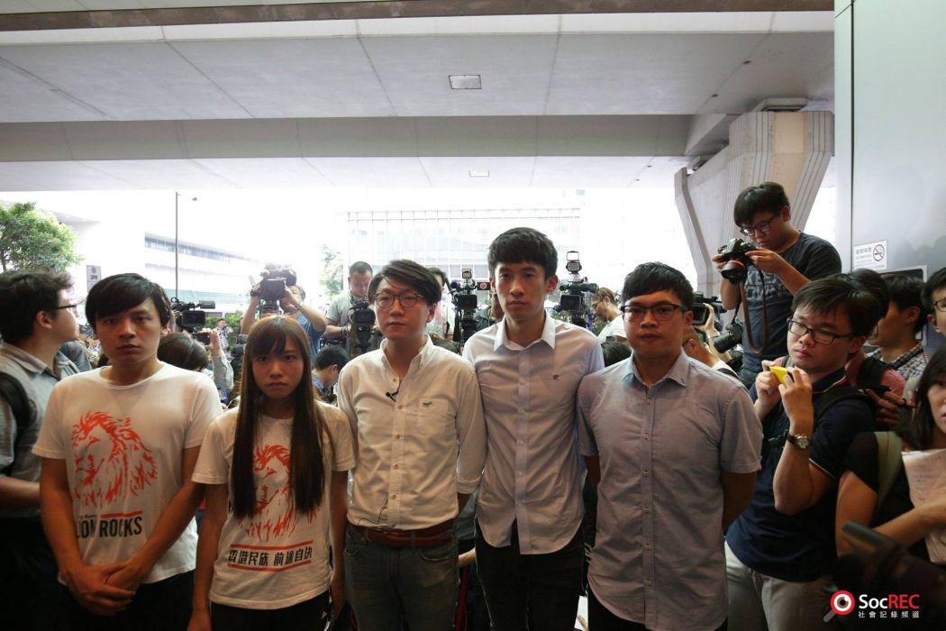 Edward Leung Tin-kei Youngspiration