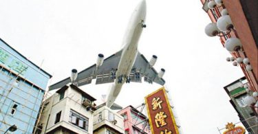 kai tak apple daily