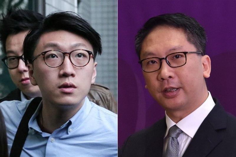 Rimsky Yuen Kwok-keung Edward Leung Tin-kei