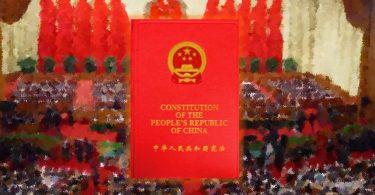 china constitution