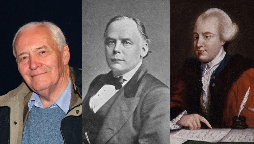 Tony Benn John Wilkes Charles Bradlaugh