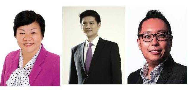 Mandy Tam Heung-man, Jeremy Tam Man-ho, Tam Tak-chi