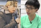 Joshua Wong video