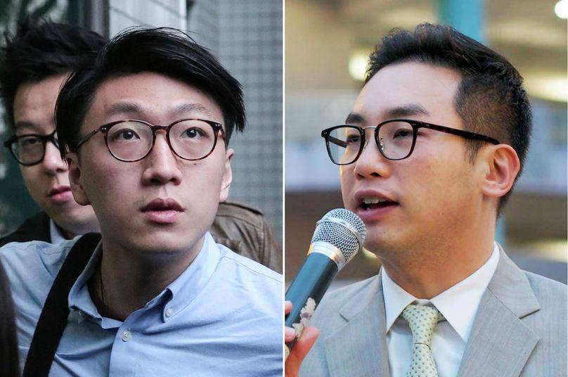 Edward Leung Alvin Yeung