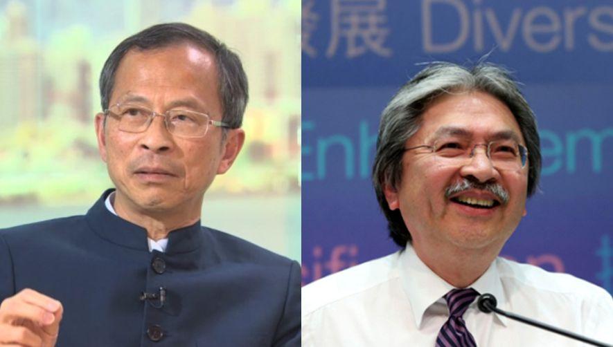 John Tsang Jasper Tsang