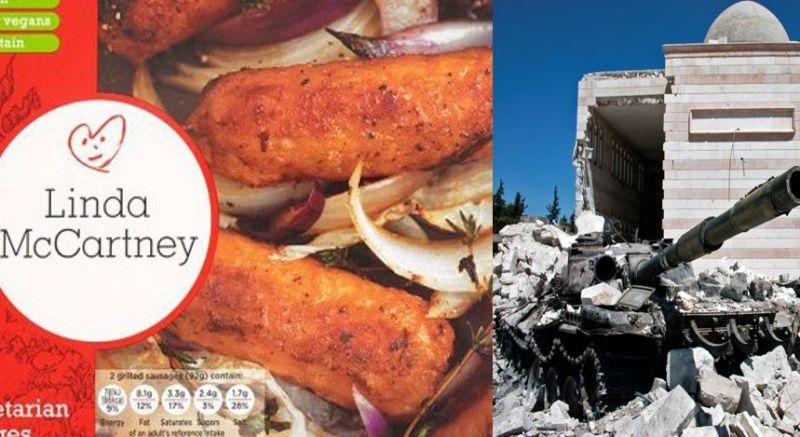 sausages syria