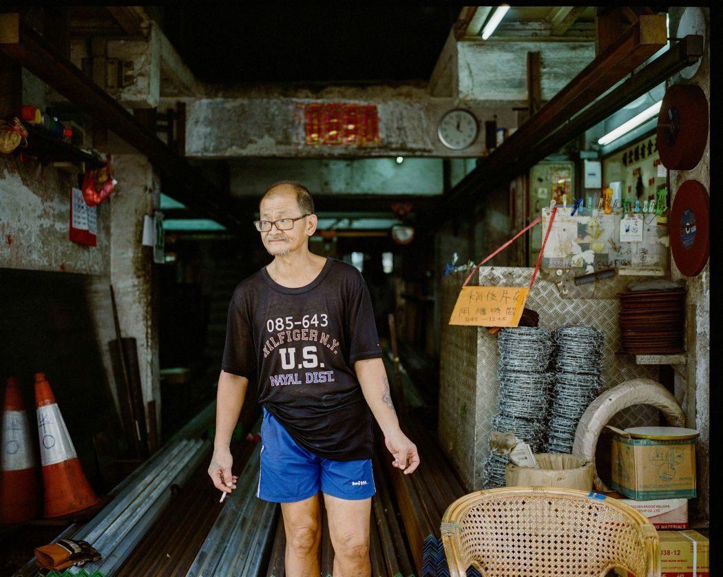 Chan Chi-cheung. Photo: Lam Chun-tung.