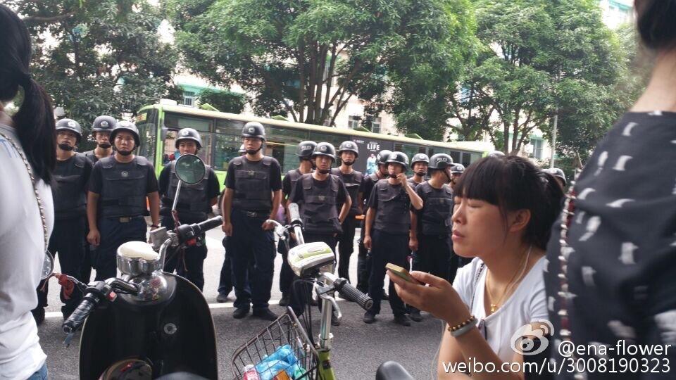 wickedonnaa protest lu yuyu