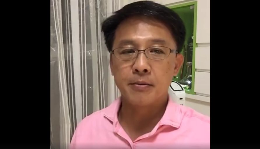 Junius Ho live broadcast