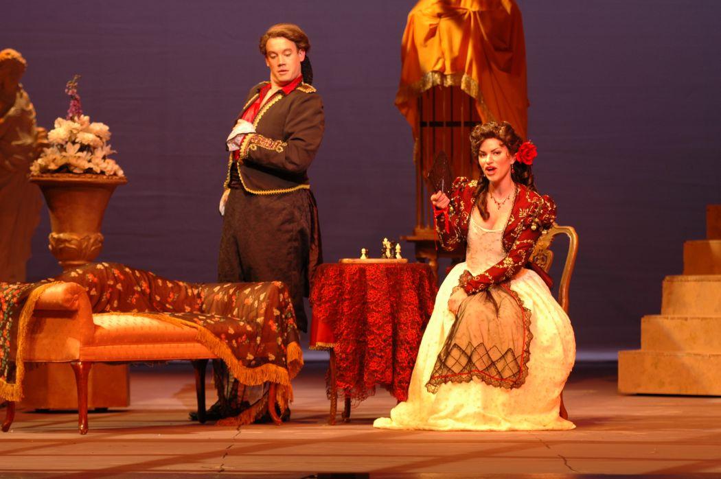 Performance of Barber of Seville