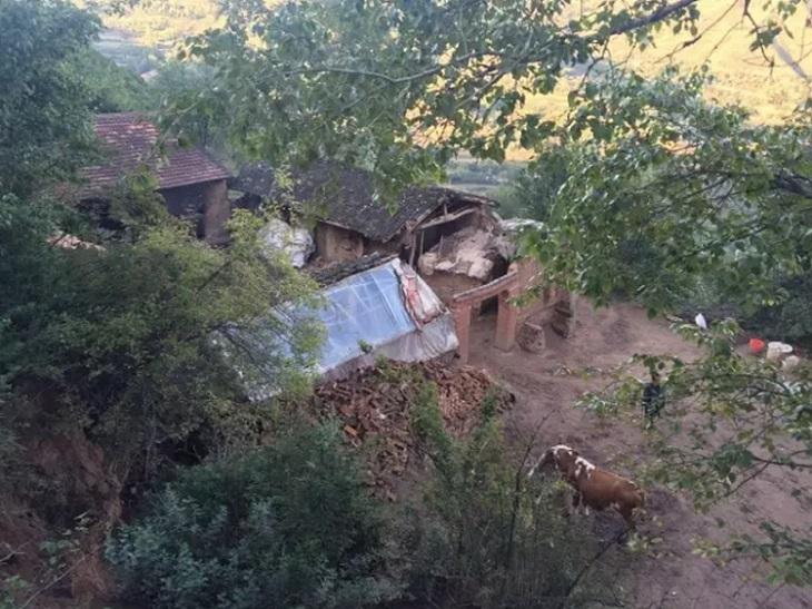 Yang Gailan's home