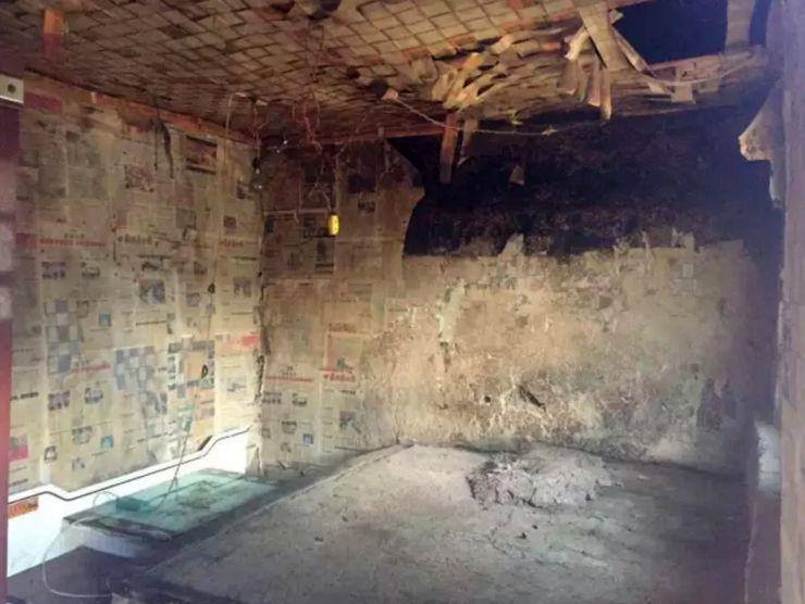 Yang Gailan's home.