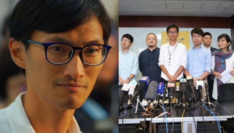 Eddie Chu meeting platform for cooperation