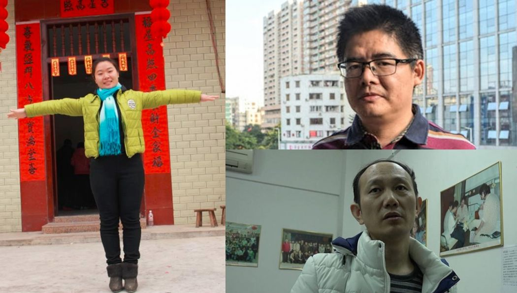guangdong labour activists