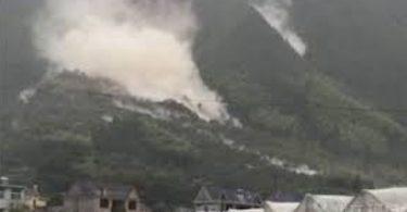 Typhoon Megi landslides