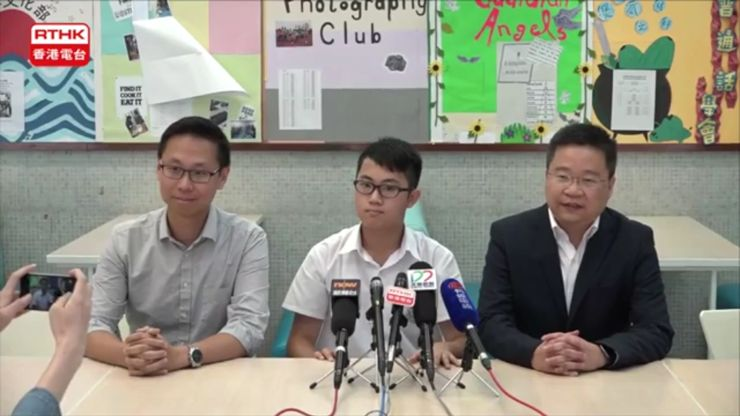 Localist Student Summoned By Teachers, Tells Media No Pressure Asserted