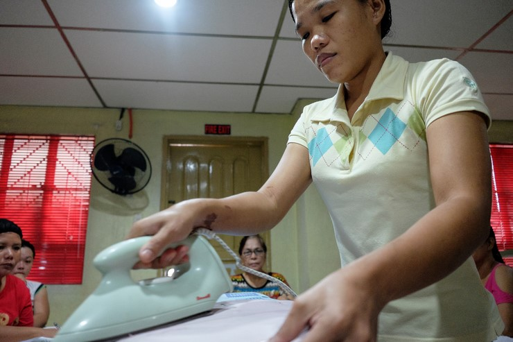 domestic worker helper
