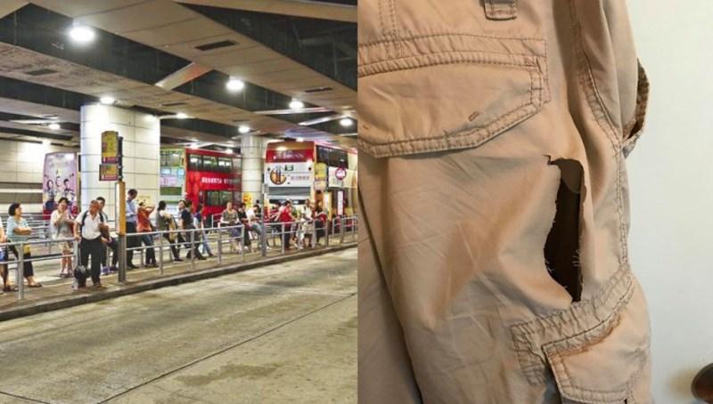 sliced pants whampoa garden bus terminal
