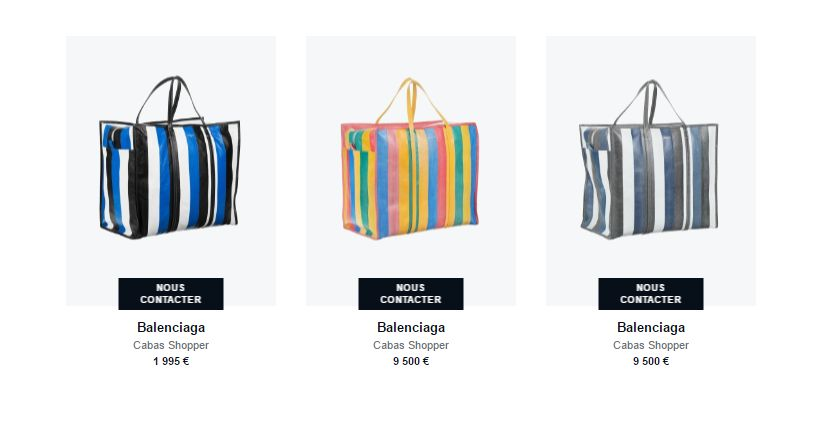 iconic nylon bags on sale for over HK